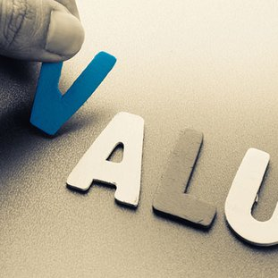 Value.It's what YOU get to KEEP!
