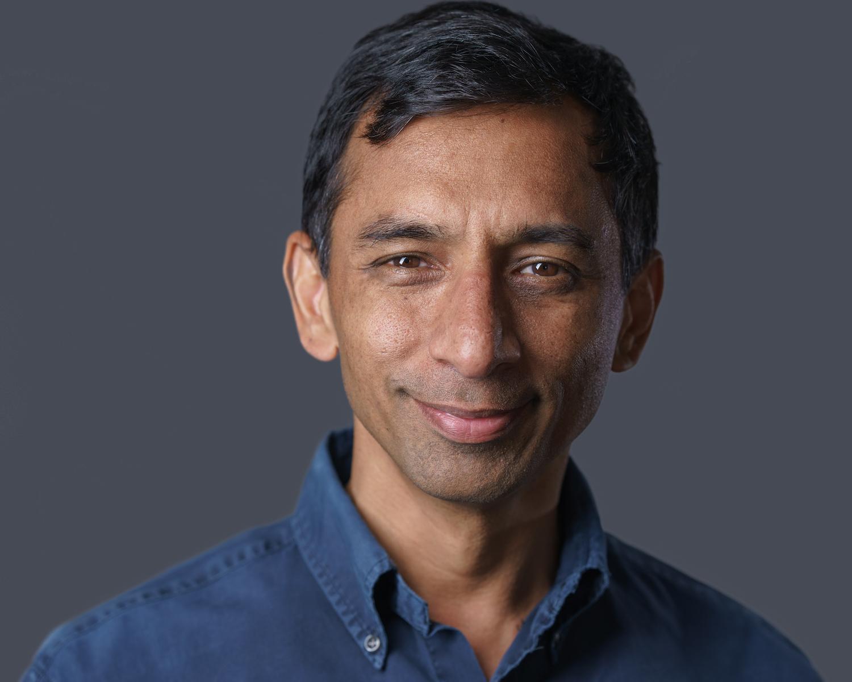 Ashish Gupta's close up image