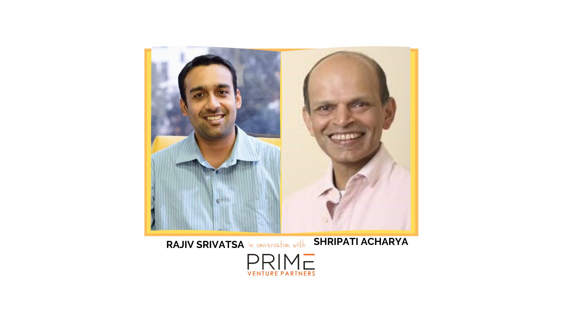 Scale, Profitability and Culture with Rajiv Srivatsa, Co-Founder Urban Ladder